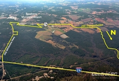 I-26 Mega Site Receives CSX Select Site Designation
