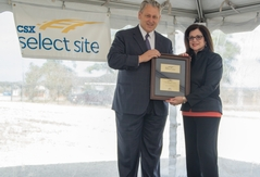 West Branch Commerce Park Site Receives CSX Select Site Designation